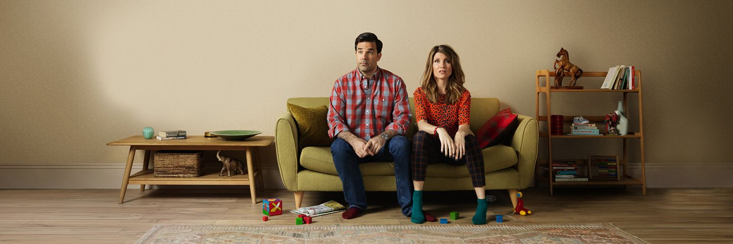Catastrophe trailer for second series