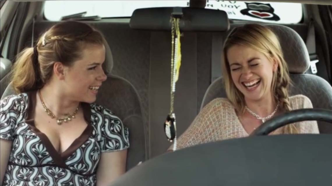 HITS - Teen mum discussion clip