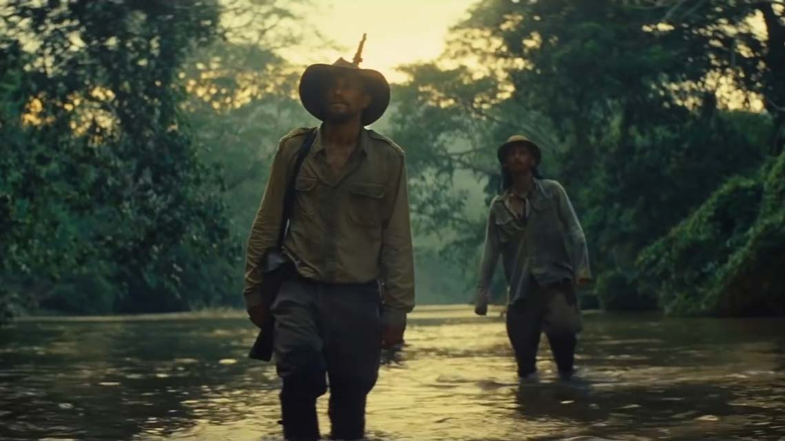 The Lost City of Z Official US Trailer